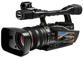 Videocámara profesional Canon XHA1s