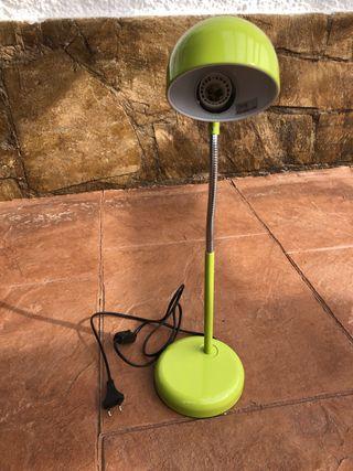 Lámpara verde
