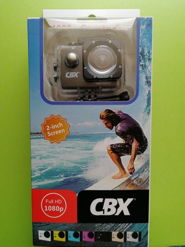 Cámara deportiva CBX
