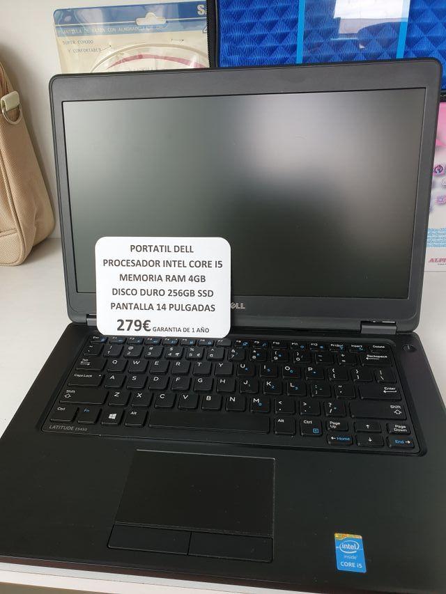 portatil dell i5