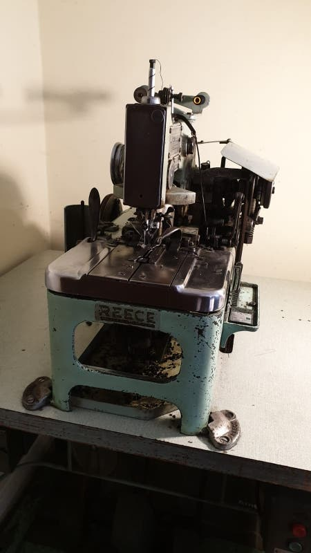 Reece 101 Button Hole Industrial Sewing Machine -