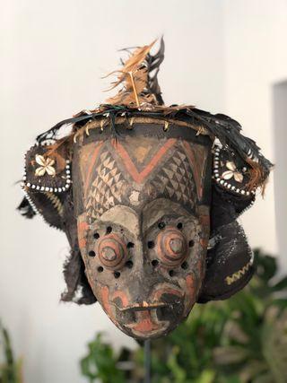 Máscara kuba