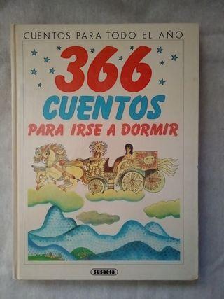 Libro 366 cuentos.
