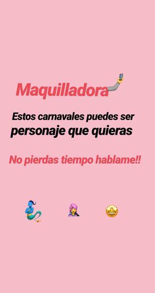MAQUILLAJES PARA EL CARNAVAL