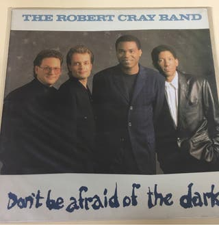 Vinilo de Robert Cray (Blues)