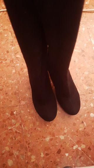 Botas altas
