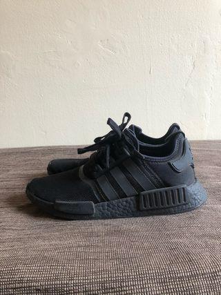 "Adidas NMD R1 ""All Black"""