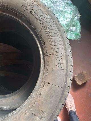 Neumáticos Michelin 255/55R18