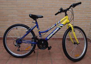 Bicicleta CONOR 24