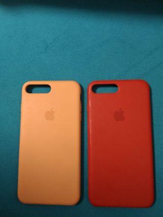 fundas iPhone 7 y8 plus
