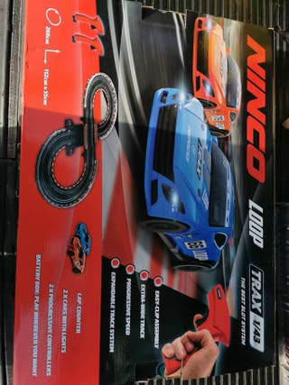Scalextric ninco