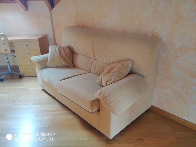 Sofá cama de segunda mano por 150 € en Aranda de Duero en ...