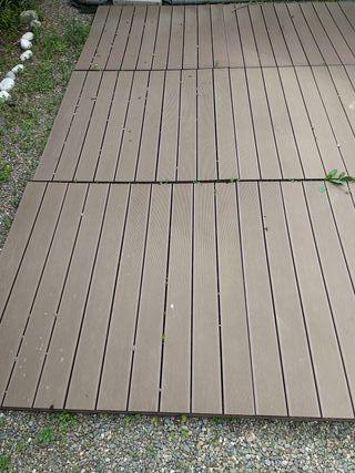 Placas suelo PVC