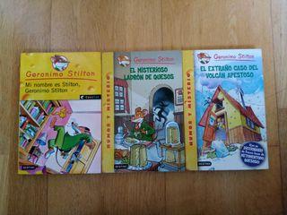 Geronimo Stilton Libros Pack