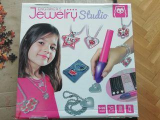 juguete niñas para hacer joyas