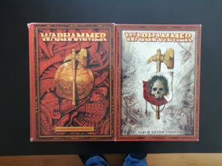 Pack warhammer 6ª y 7ª