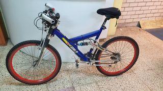 bicicleta Mountanbike