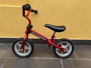 Bicicleta de equilibrio chicco