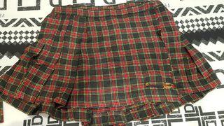 disfraz minifalda colegiala
