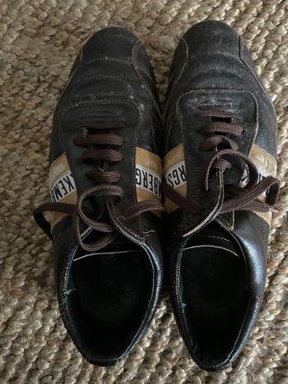 Zapatillas bikkembergs chico talla 44