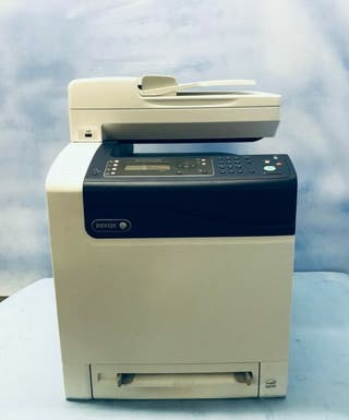 Impresora laser Xerox Workcentre 6505 colo + toner