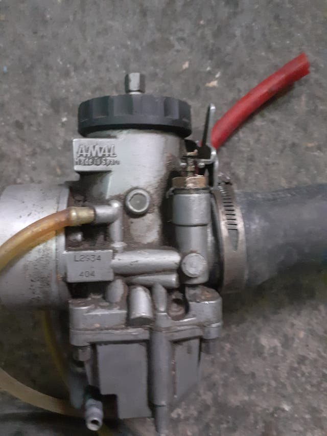 carburador amal 29 de montesa cota 348cc trial