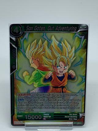 Son Goten, Out Adventuring - Dragon Ball Z