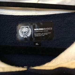 Sudadera Wrüng Original XL