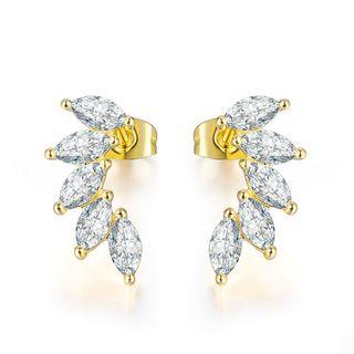 Pendientes Blanc Diamond