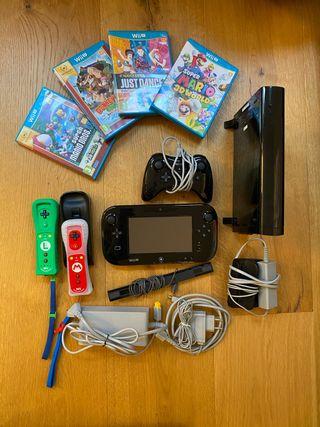Wii U 32GB HD Premium Pack