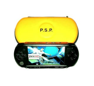 PSP SONY Street + Cargador, Funda y Caja