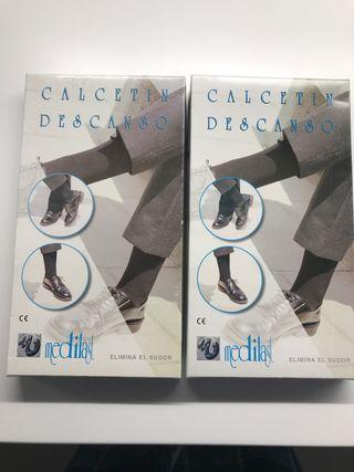 Oferta 2 calcetines de descanso Medilast