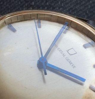 Reloj Universal Genève