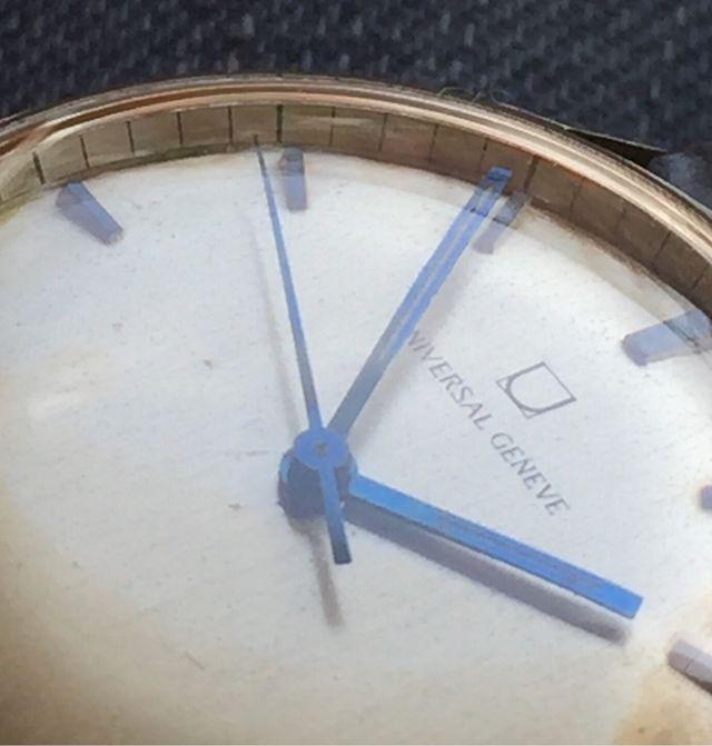 Reloj Universal Genève De Segunda Mano Por 390 € En