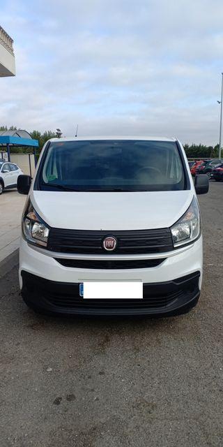 Fiat Talento 2017 8plazas Mixta
