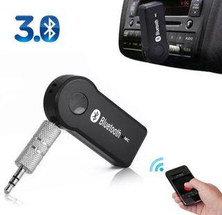 Transmisor Bluetooth Music Receiver Jack Coche Alt