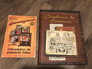 Libro Gomaespuma + CD audios + DVD Cuaderno bitaco