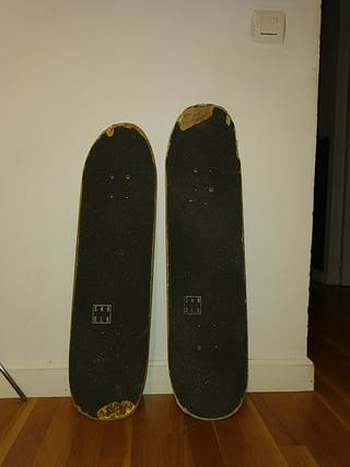 tablas de skate