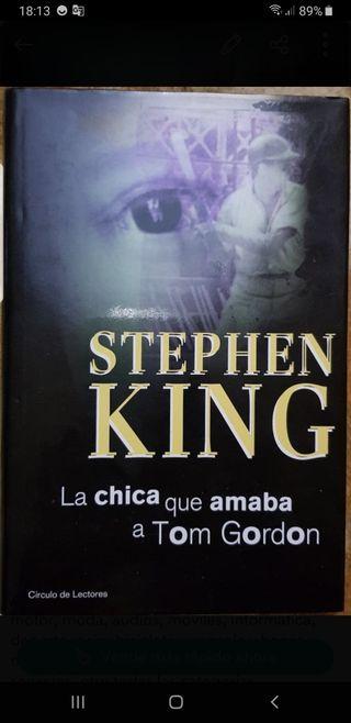 Libros La chica que amaba Tom Gordon Stephen King