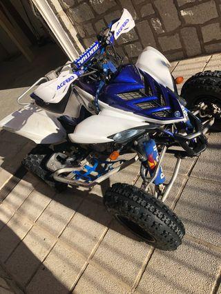 Yamaha raptor 700R YFM limited edition