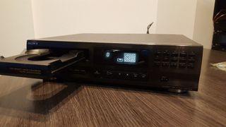 sony hifi lbt LBT reproductor lector CD