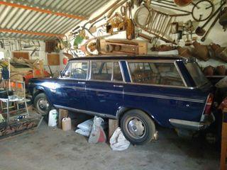SEAT 1500 gasolina - 1972
