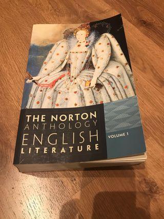 UNED The Norton Anthology English Literature