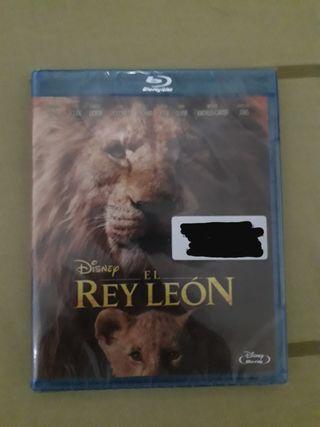 PELICULA BLU-RAY DE EL REY LEON