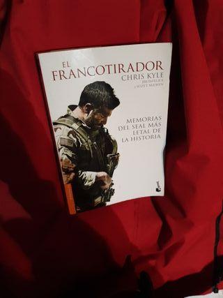 Libro EL FRANCOTIRADOR