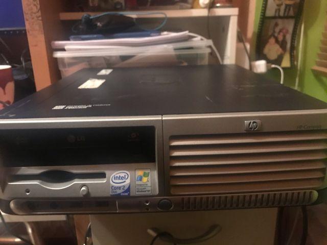 Torre. HP Compaq 7700 Small Form. No envíos