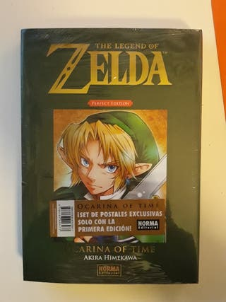 The legend of Zelda. Perfect ed. Ocarina of time