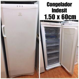 Congelador Indesit con garantía