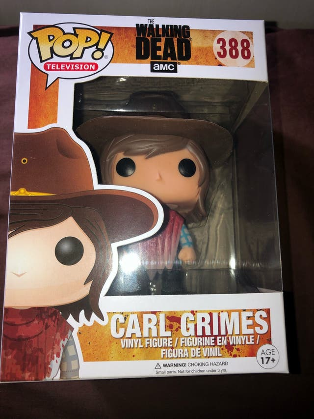 Funko Pop Carl Grimes