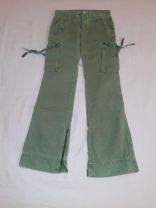 Pantalón Tejano